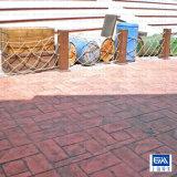 水泥压模地坪 彩色水泥压模地坪 水泥压模地坪施工