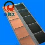 均温铜箔胶带 路由器高温散热复合背胶