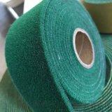自黏胶绿绒包辊带 绿绒防滑带 刺皮