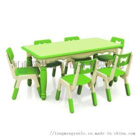 幼儿园课座椅成套组合桌子桌子厂家直销儿童学习桌椅