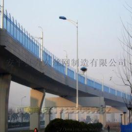 小区风机降噪 隔音墙 喷塑高速公路声屏障 可定制