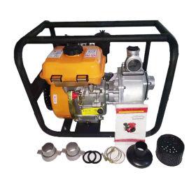 新款柴油**手抬框架式水泵  农田果园抽水泵