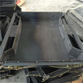 水泥盖板钢模具_预制混凝土盖板_制造用模板