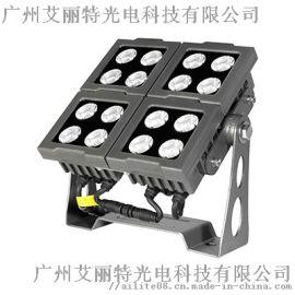 户外防水远程射灯窄角度投射灯40WLED方形投光灯