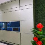 鋁合金鋁單板與復合鋁塑板的差異