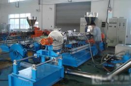 厂家直销碳酸钙填充母粒造粒机