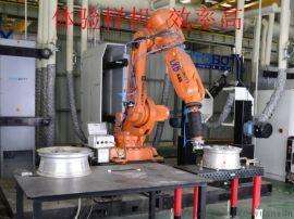 瑞源勋全自动机器人 反应快灵敏 点焊码垛机械手