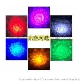LED水纹灯 动态水波纹效果 酒吧舞台灯 海洋灯