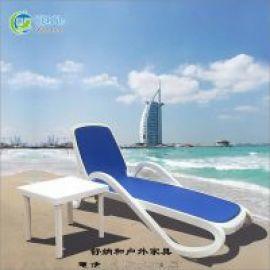 濮阳别墅小区户外休闲沙滩躺椅舒纳和直供