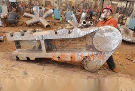 钢结构铸钢件铸钢节点铸造吴桥盈丰铸钢专业铸造重型铸钢件10-100吨铸钢节点