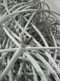 库卡机器人电缆抗干扰双绞屏蔽拖链电缆