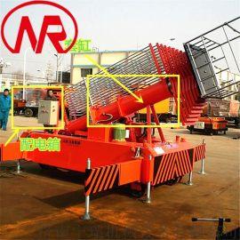 供应套缸式升降台 高空作业升降机 移动式升降机
