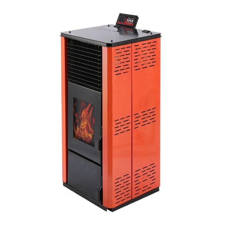 智能颗粒取暖炉设备 办公室用大中小型生物质颗粒炉