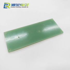 FR4水绿色玻纤板异型件加工 碧绿色玻纤板加工定做
