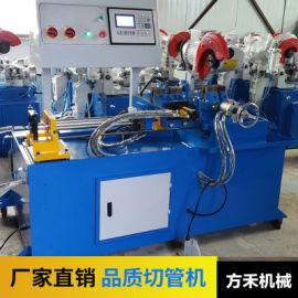 325液压全自动切管机 全自动液压伺服送料切管机