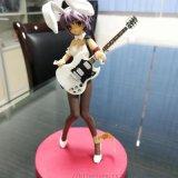 動漫周邊 七龍珠Z 吉他版兔女郎 diy擺件定製