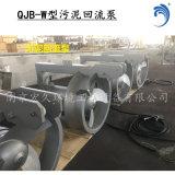 潛水迴流泵QJB-W1.5 生產廠家 全不鏽鋼
