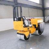 座駕式膠輪壓路機 1噸2噸3噸單鋼輪振動小型壓路機