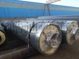 耐压式钢套钢蒸汽保温钢管