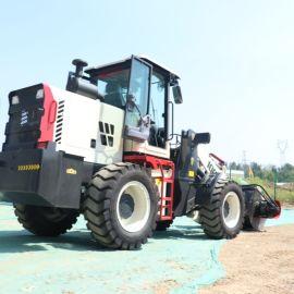 装载式混泥土搅拌斗 改装搅拌斗铲车 液压搅拌机