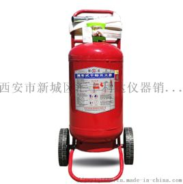 西安哪里有卖推车式灭火器/35公斤推车式灭火器