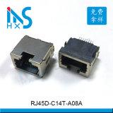RJ45 8P沉板式網路接器