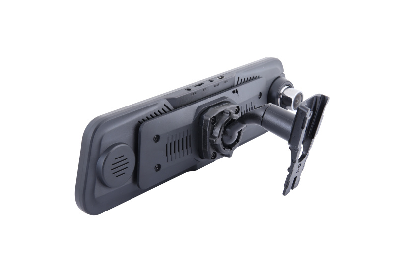 9.66inch高清夜視流媒體後視鏡行車記錄儀