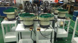 插座自动组装机,自动铆压检测