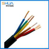 信号阻燃控制电缆 RVVP控制信号电缆