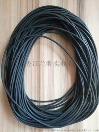 微小极细尺寸硅胶条 硅橡胶密封条30硬度 电子防水密封