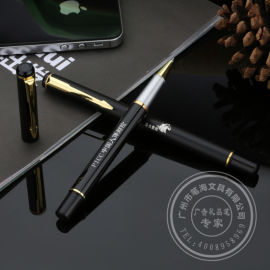 签字笔定制logo金属笔商务礼品笔办公宝珠笔厂家