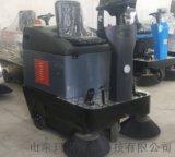 工廠物業環衛保潔用掃地車