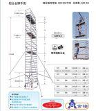 窄型铝合金脚手架AOB11-10 AOB11-12