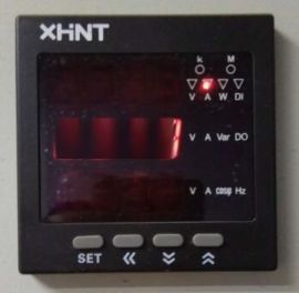 湘湖牌WGRM70S三相电子式电能表多图