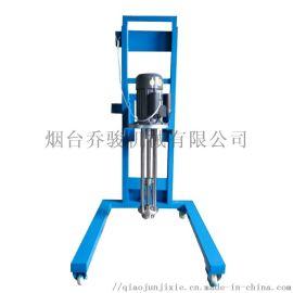 乳化机 高剪切乳化机移动式电动液压升降乳化机
