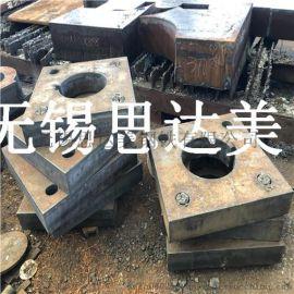 特厚钢板零割,钢板加工,钢板切割牌坊件