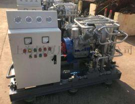 4KW高压空压机_试压用200公斤空压机