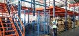工字鋼閣樓貨架倉儲倉庫貨架大型工業工廠二層夾層貨架