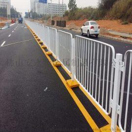 专业生产佛山草坪隔离栏 公路隔离栅 云浮道路防护网
