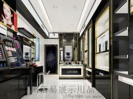 厂家直销化妆品展示柜,展示架定做
