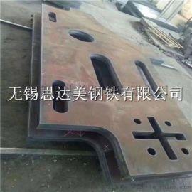 特厚板切割牌坊件,钢板切割法兰盘,钢板零割