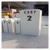 泽润 标志桩优质商家 玻璃钢标识桩 管道标志桩