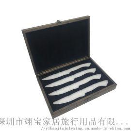 实木刀盒工具盒礼品盒