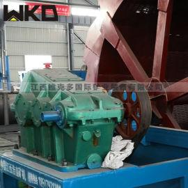 **轮斗洗沙机生产厂家 大型机制砂生产线 洗沙设备