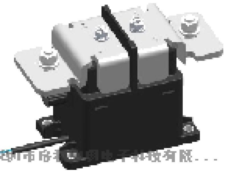 比亞迪高壓直流繼電器EVRA500CI-A