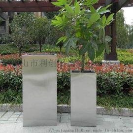 精工不锈钢花盆不锈钢花箱