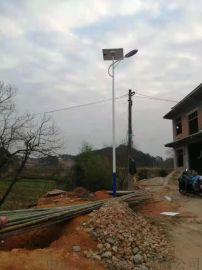 新款批发定制太阳能路灯 新农村改造工程LED一体化太阳能路灯