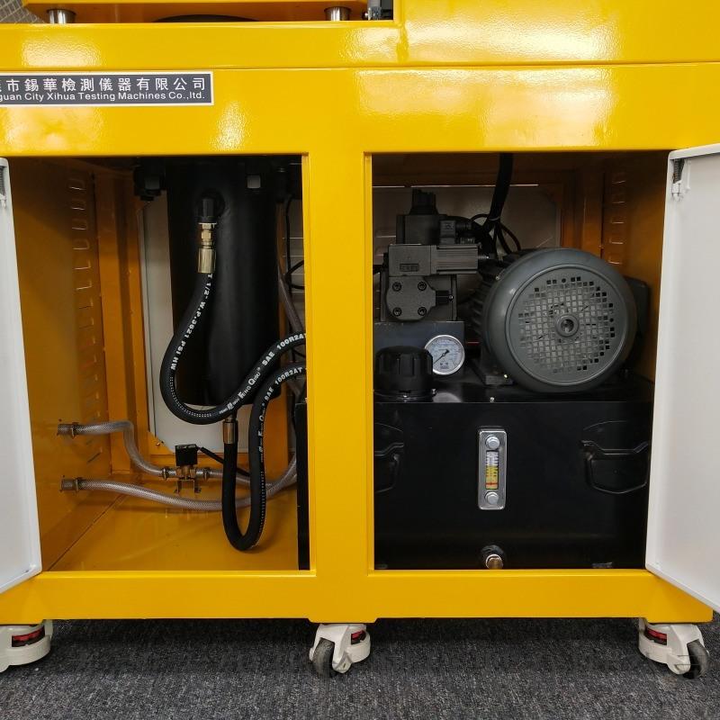 XH-407抽真空电动加硫成型机 小型热压成型机