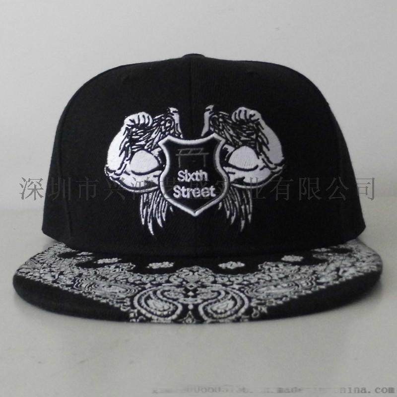 嘻哈帽-街舞帽-平沿帽