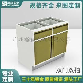 多功能资料储物柜双门办公文件柜定制